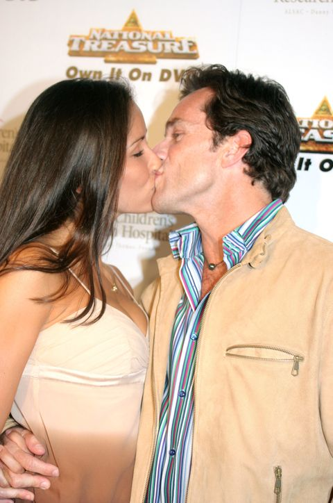 Who did jeff probst date from survivor