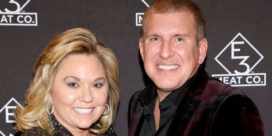 """Todd Chrisley Is Hospitalized After Testing Positive for Coronavirus: """"This Is Serious"""""""
