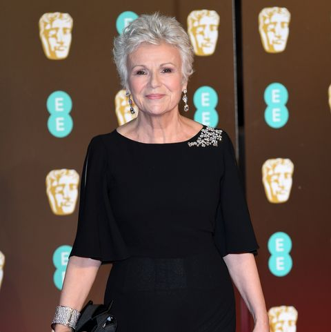 Dame Julie Walters opens up on shock of bowel cancer diagnosis