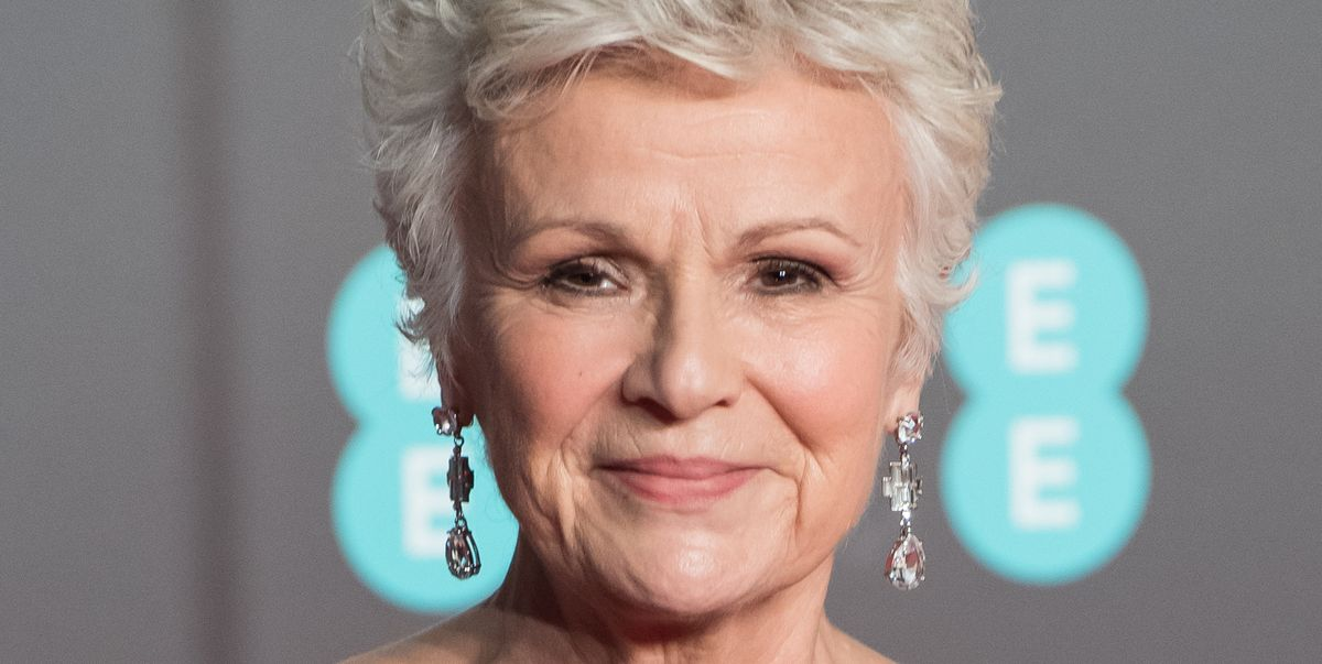 Julie Walters is all-clear after battle with stage 3 cancer