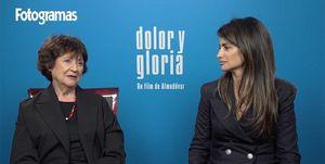 Julieta Serrano y Penélope Cruz en 'Dolor y gloria'