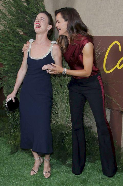 Jennifer Garner y Juliette Lewis