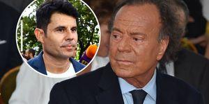 La justicia declara a Javier Sánchez Santos como hijo de Julio Iglesias