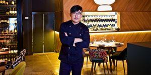 Julio es uno de los chefs chinos más conocidos en Madrid