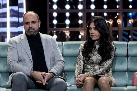 Julio Ruz y Maite Galdeano