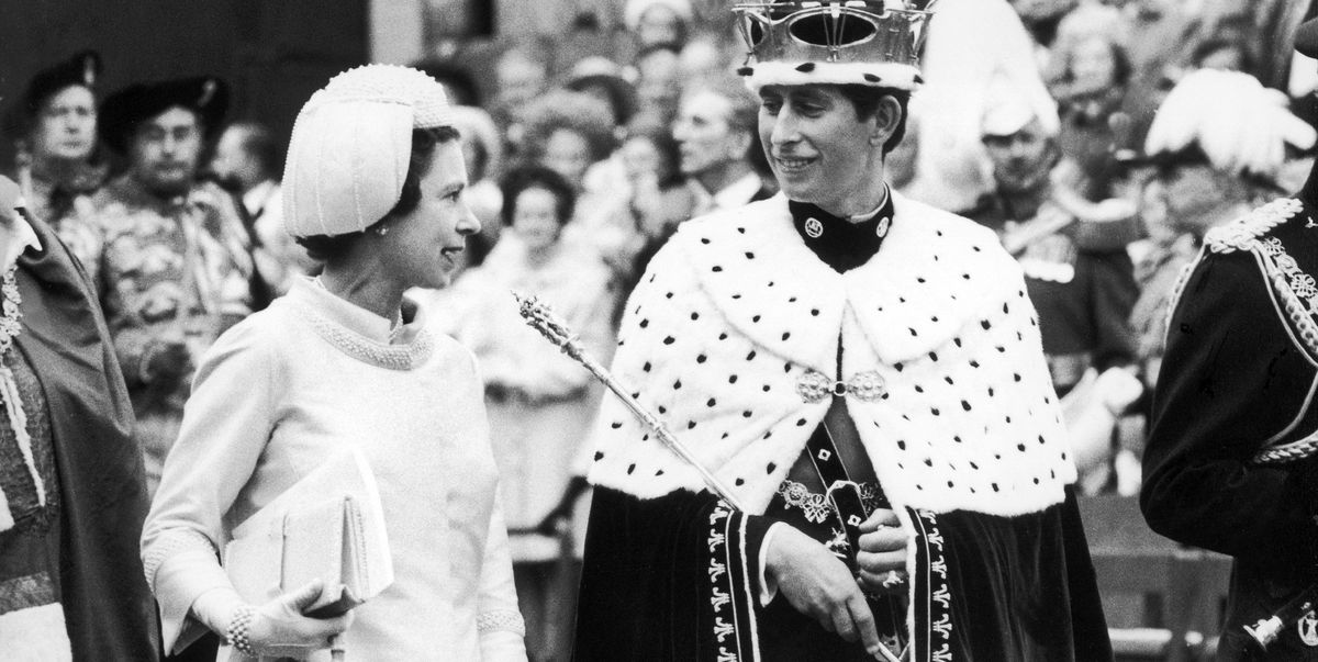 Watch Prince Charles Investiture Speech In Wales In 1969