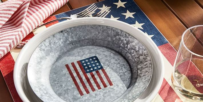 July 4th Decor Ideas 35 Creative July 4 Decorations