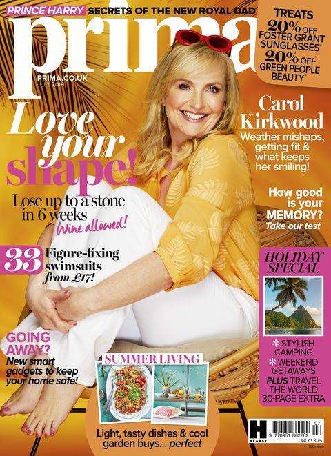Prima July 2019 cover