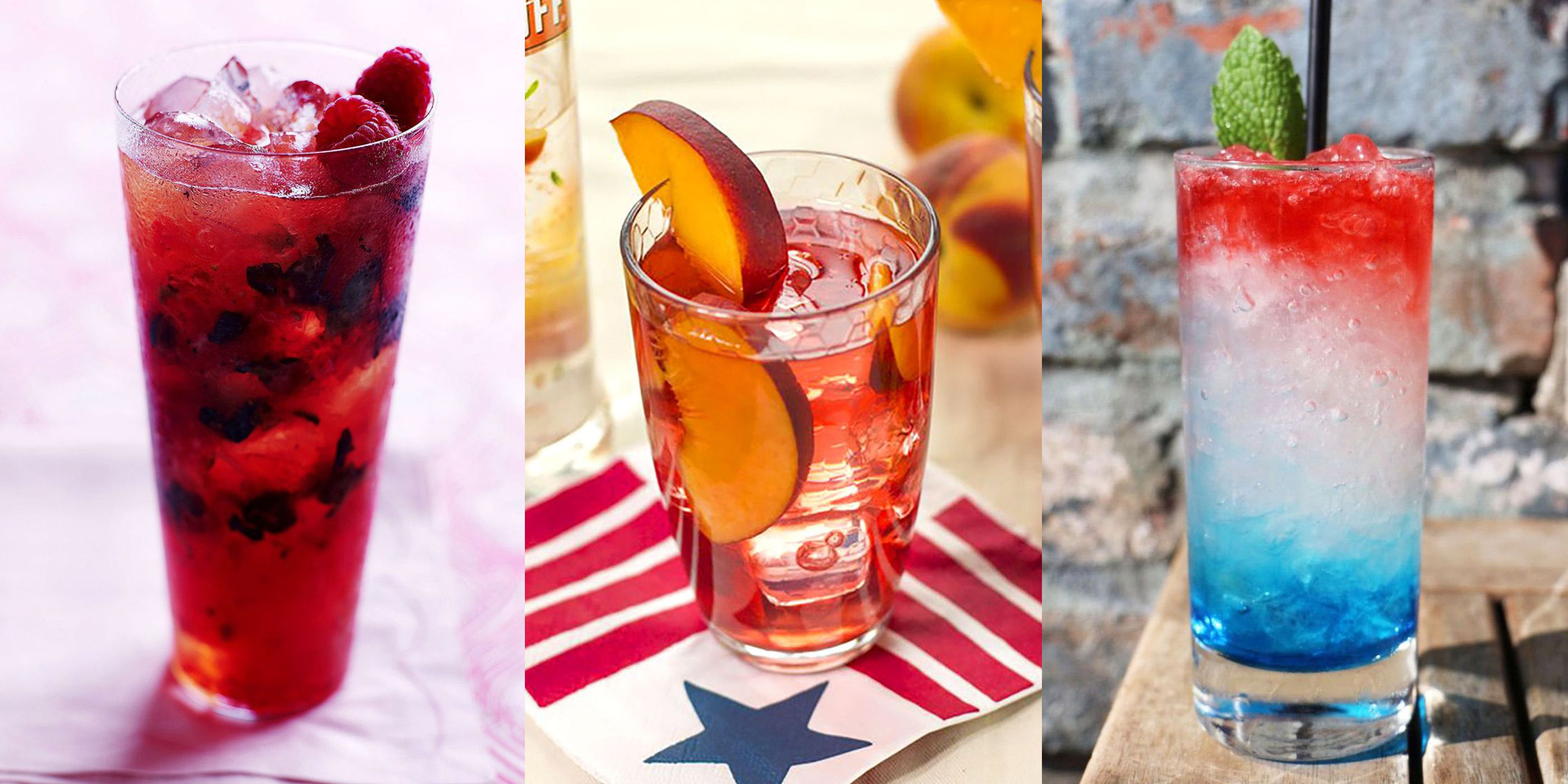 39 Easy 4th Of July Cocktails Best Fourth Of July Drinks And Cocktails