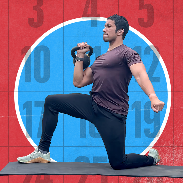 july 30 day kettlebell challenge