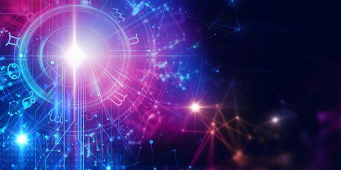 Zodiac horoscope symbols
