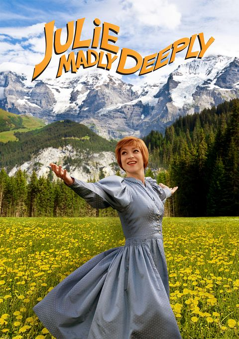 julie madly deeply cruise