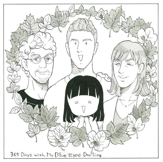 ロシア生まれカナダ育ちのパートナーと、元漫画家志望のはりさんの日常を描くこの連載。今回は2019年9月に、彼の家族に会いにカナダ・オンタリオ州トロント郊外の実家に行ったときのことを振り返り。個性豊かな家族とのホームパーティの時間をお届けします。