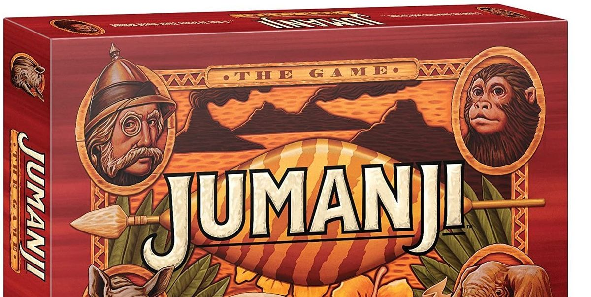 Jumanji board game is now 30% off in flash sale