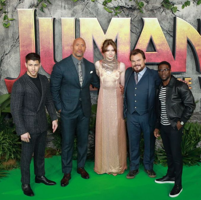 "Dwayne ""The Rock"" Johnson Shares Sneak Peak at Jumanji 3 on Instagram"