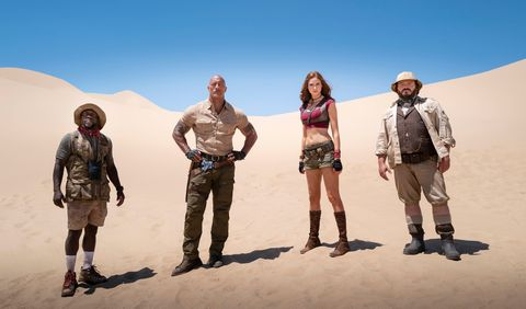 Jumanji 4 Release Date Cast And More
