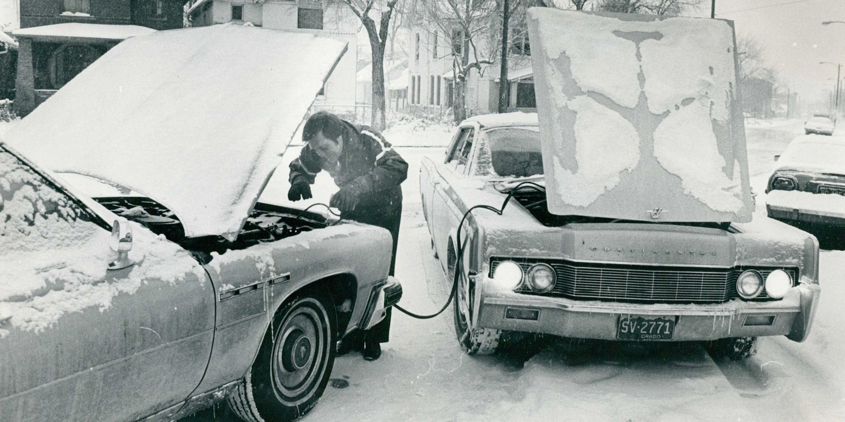How to Keep Your Car Battery Alive Through a Frigid Winter