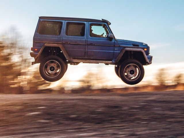 9be53f5857a Off-Roading the Most Ridiculous Factory SUV on Four Wheels