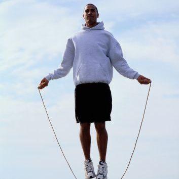30日間, 縄跳び,毎日続けてた結果,体の変化,効果,効果的,筋肉,