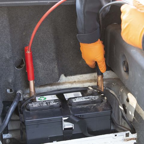 diy photos how to jump start a car with cables