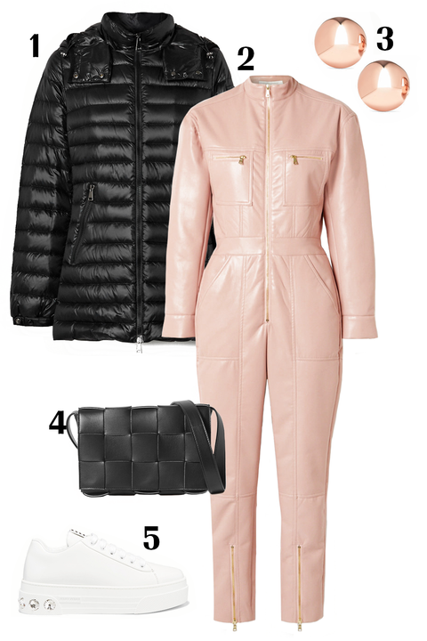 Clothing, Outerwear, Pink, Suit, Sleeve, Coat, Fashion, Jacket, Formal wear, Collar,