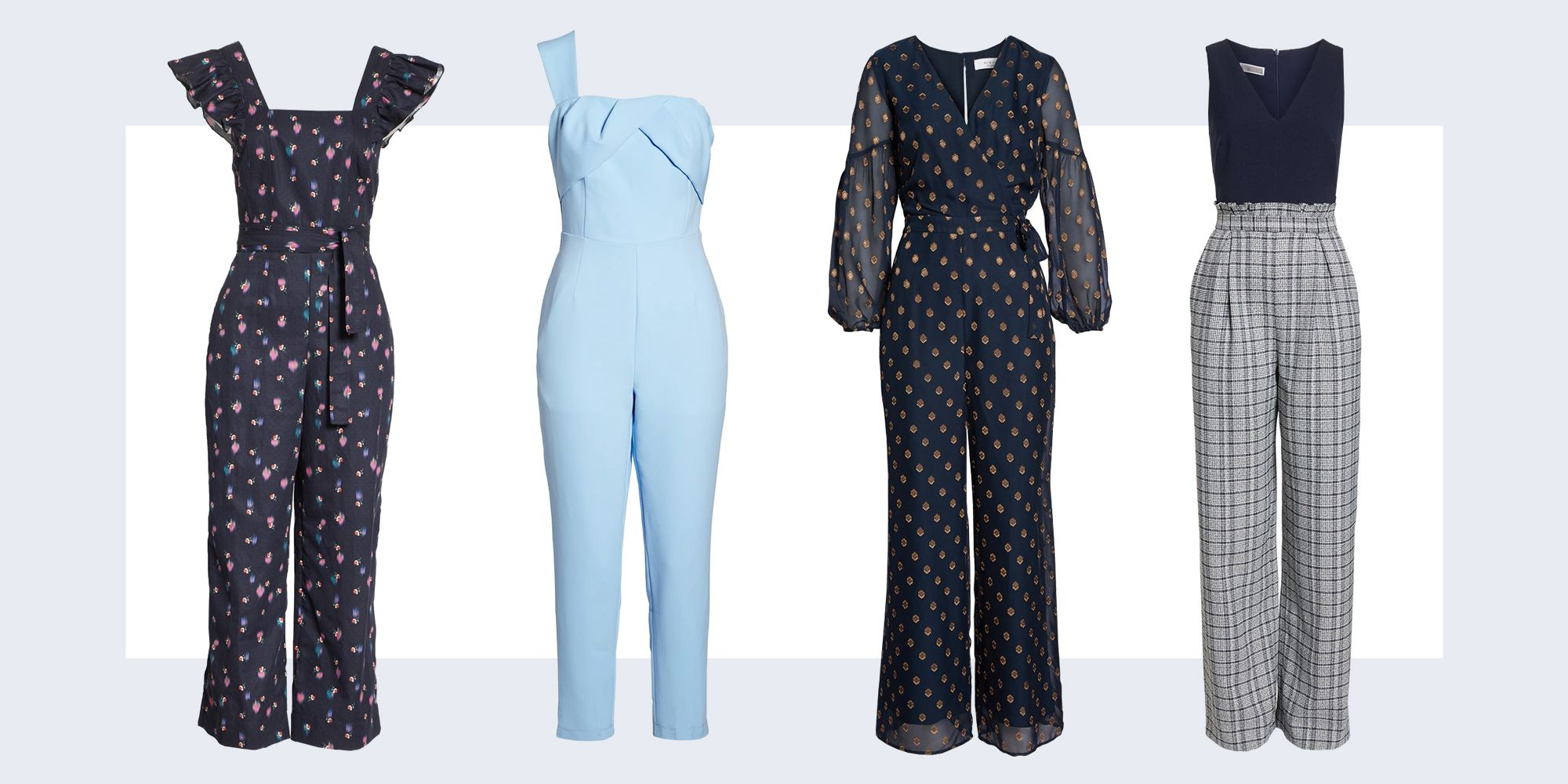 Jumpsuits to wear to a wedding