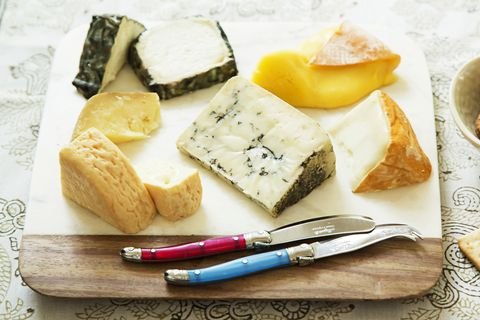 WASHINGTON, DC-June 17: Cheese Board with local cheeses- ID TK.