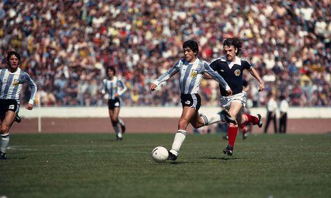 scotland v argentina 1979