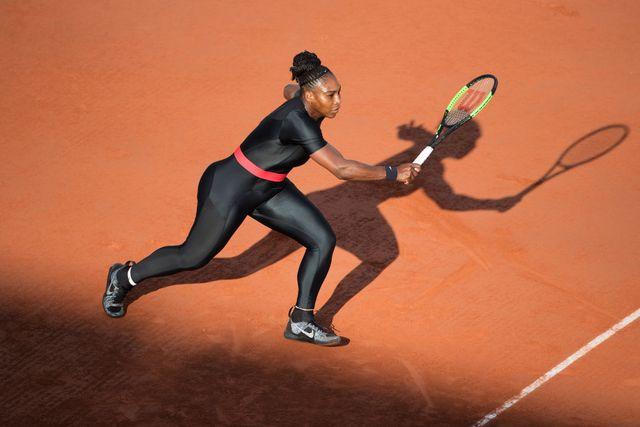 2018 french open tennis tournament roland garros serena williams