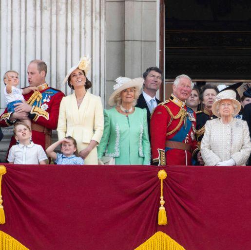 queen 93rd birthday celebration