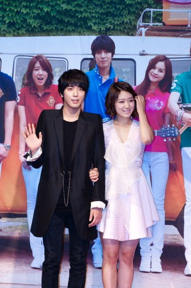 sbs drama 'nun nae ge ban hae seo' press conference