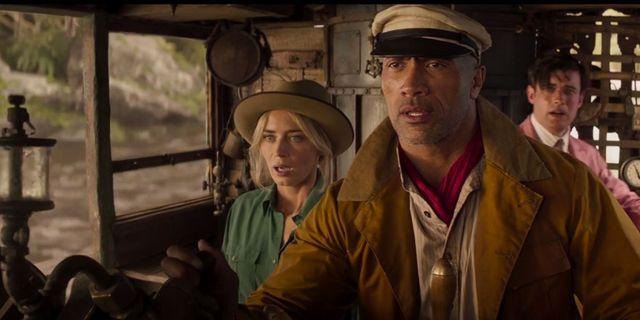 Crítica de la película 'Jungle Cruise'