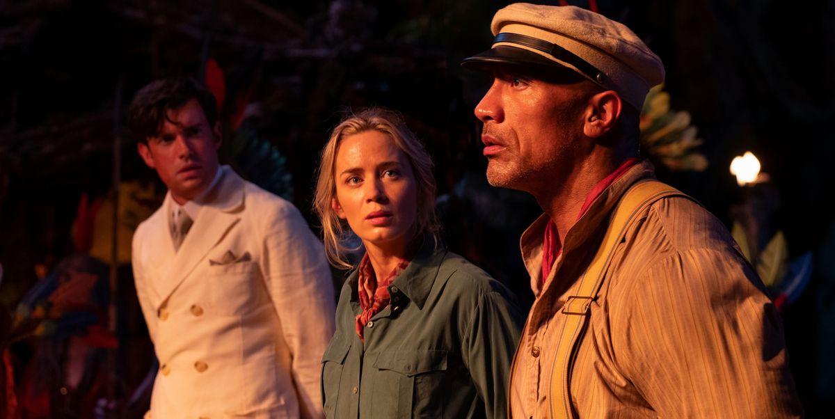 Disney's Jungle Cruise gets Rotten Tomatoes score