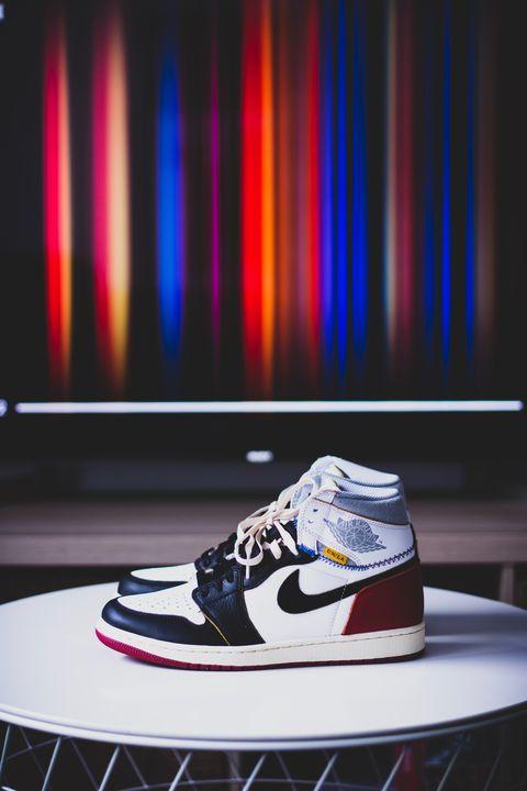 Footwear, Shoe, Athletic shoe, Sneakers, Sportswear,