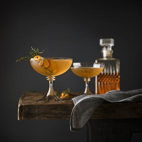 How to make the perfect Manhattan cocktail