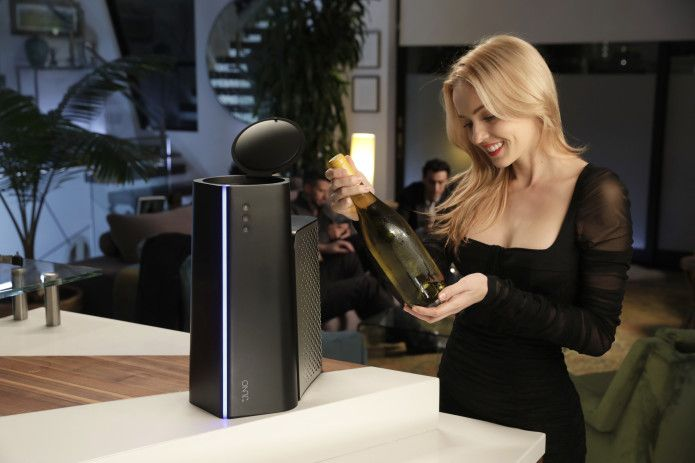 This Machine Will Chill A Bottle Of Wine In 5 Minutes