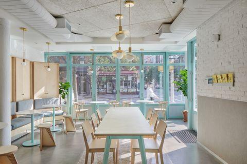 Junzi Kitchen, 170 Bleecker Street, Greenwich Village, New York