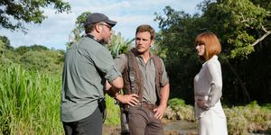 jurassic world, colin trevorrow, chris pratt, bryce dallas howard