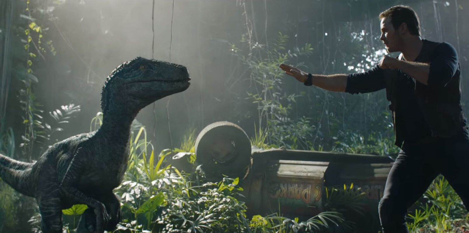 Jurassic World: El reino caído historia