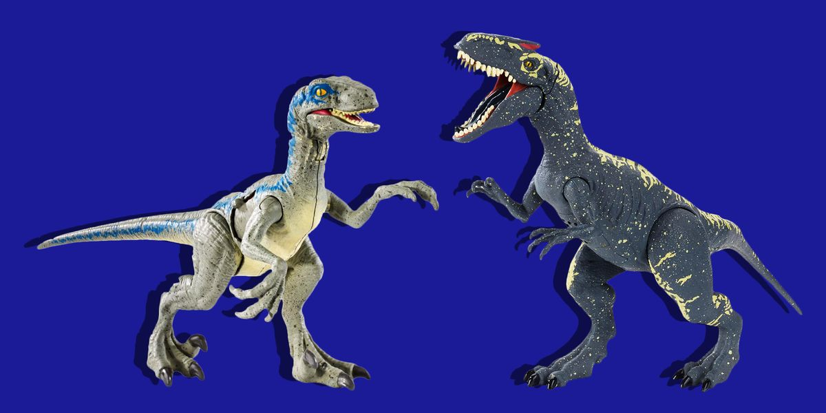 11 Best Jurassic World Toys You Can Buy At Walmart