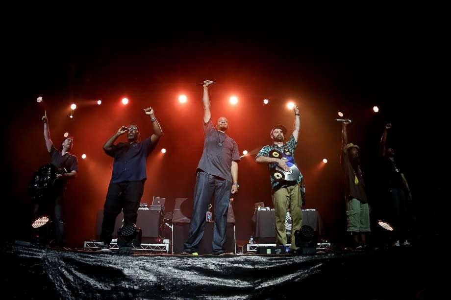 Jurassic 5 is scheduled to perform the California Roots Music & Arts Festival in Monterey.