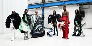 juris efneris amfi collectie mode afstuderen design