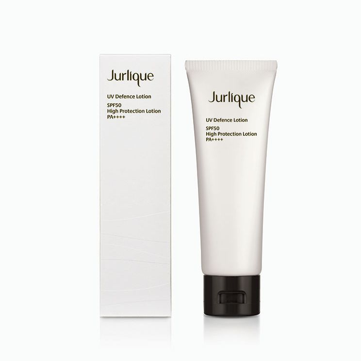 How to look younger - Jurlique's UV Defence Lotion SPF50 High Protection Lotion