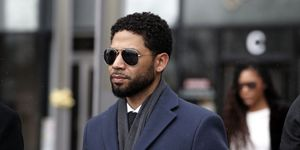 Jussie Smollett in March 2019
