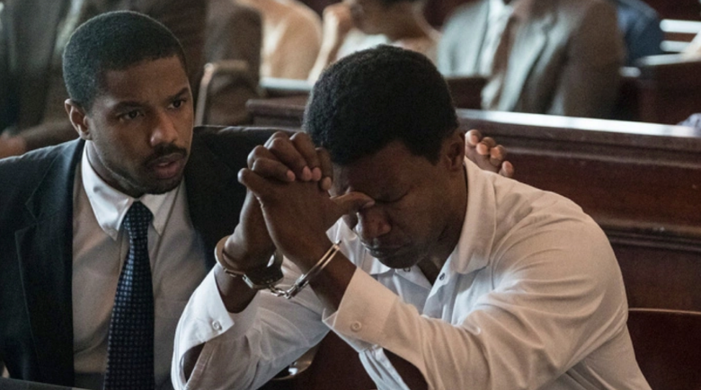 Michael B. Jordan And Jamie Foxx Lead The Powerful First Trailer For Just Mercy