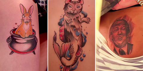 Worst Tattoos From Just Tattoo Of Us Best Just Tattoo