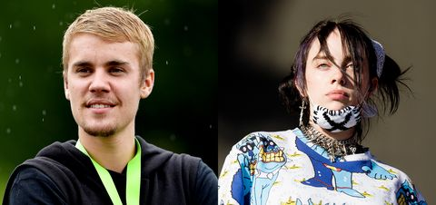 Are Billie Eilish and Justin Bieber Collaborating On a