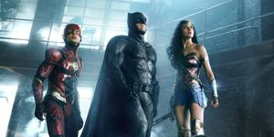 Justice League – Flash, Batman, Wonder Woman