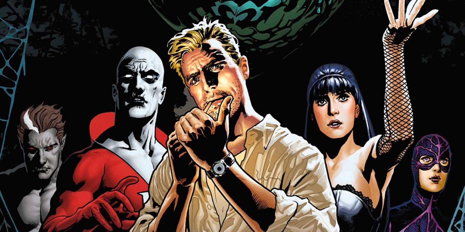 Justice League Dark is coming to big and small screens – what does it mean for Worlds of DC?