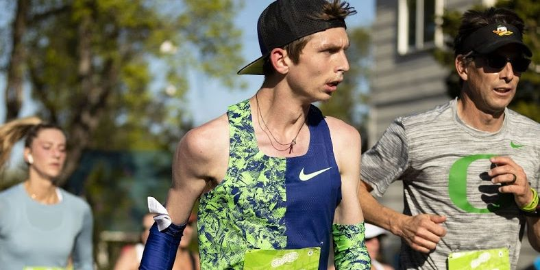 Marathon Debut for Pro Runner With Cerebral Palsy